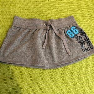 PINK mini-skirt